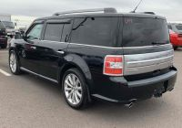 Taurus Car Best Of 2014 ford Flex S
