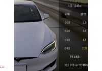 Tesla 0-60 Model 3 New Tesla Model S P100d with Ludicrous Accelerates From 0 to