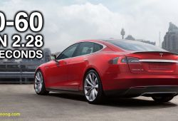 New Tesla 0 to 60 Model S