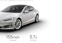 Tesla 1 4 Mile Time New Tesla Increases Model S and Model X Range now tops at 373