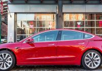 Tesla 12v Battery New Tesla is now Selling A Cheaper Model 3 with A 260 Mile