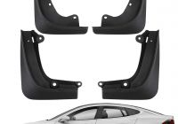 Tesla 18 Wheeler Awesome Basenor Tesla Model S Mud Flaps Splash Guards Set Of Four Model S