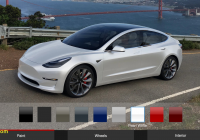 Tesla 2017 Awesome Tesla Model 3 Average Sale Price and Bud to Be Closer to