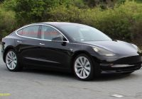 Tesla 2017 Elegant Tesla to Deliver the Model 3 to Its First Batch Of Customers