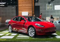 Tesla 2017 Luxury Tesla Model 3 Hits 60 Mph In 4 66 Seconds Passes Quarter