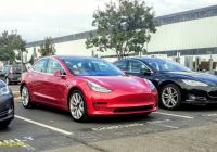 Tesla 2017 New Epa Rates 2017 Tesla Model 3 at 310 Miles Of Range now Find One