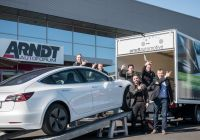 Tesla 2018 Model 3 Awesome Tesla Ramps Up Canadian Model 3 Deliveries as Imports to