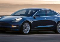 Tesla 2018 Model 3 Beautiful Premium Tesla Model 3 Will Cost $44 000 and Have 310 Miles
