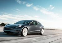 Tesla 2018 Model 3 Beautiful the Range topping Tesla Model 3 now Es Standard with the