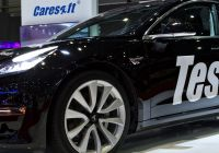 Tesla 2018 Model 3 Fresh File Tesla Model 3 Genf 2018 Wikimedia Mons