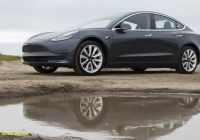 Tesla 2018 Model 3 Inspirational the Tesla Model 3 is A Love Letter to the Road