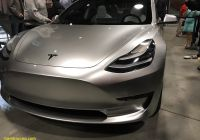 Tesla 2018 Model 3 Luxury Tesla Model 3 is the Only Us Vehicle that Can Win the 2018