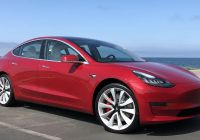 Tesla 2018 Model 3 New Tesla S Model 3 Performance S some Real Track Time Roadshow