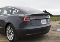 Tesla 2018 Model 3 New the Tesla Model 3 is A Love Letter to the Road