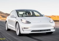 Tesla 2018 Model 3 Unique the $35k Tesla Model 3 is Finally Available