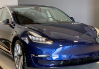 Tesla 2019 Awesome Supercars Gallery Black Midnight Blue Tesla Roadster