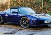 Tesla 2020 Elegant You Could This Rare Tesla Roadster Heading to Auction