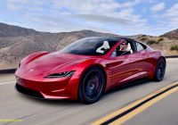 Tesla 2020 Inspirational Tesla took the Covers Off An All New Roadster for 2020 Late