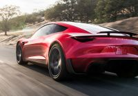Tesla 2020 Roadster New Cool Electric Cars Worth Waiting for and why they Matter