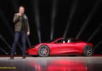 Tesla 2020 Unique Elon Musk Says the Tesla 2020 Roadster Maybe Won T Need A