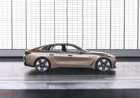 Tesla 3 Wheels Beautiful Bmw I4 Will Be Most Powerful 4 Series and It Should Be