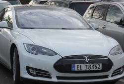 Beautiful Tesla 4