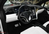 Tesla 5th Wheel Awesome Used 2016 Tesla Model X P90d for Sale Special Pricing