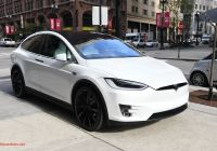 Tesla 5th Wheel Beautiful Used 2016 Tesla Model X P90d for Sale Special Pricing