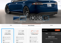 Tesla 7 New Tesla Announces New $75 000 Low End Model S 70d Awd and More