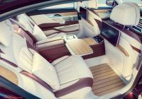 Tesla 7 Seater Awesome Bmw Individual Builds Yacht Inspired M760li for Its 25th