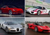 Tesla 75d 0-60 Beautiful top 10 Fastest Production Cars From Zero to 60 Mph