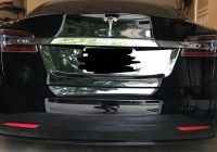 Tesla 75d Beautiful who Has Debadged themselves Any Advice or Warnings