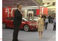 Tesla 8 Best Of Tesla Delivers First 8 Model S Sedans In China with Ceo Musk