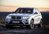 Tesla 9.1 New Bmw X3 F25 Specs & Photos 2014 2015 2016 2017