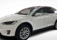 Tesla 90d Model X Fresh 2016 Tesla Model X 5yjxcae29gf False Fa