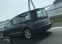Tesla Alternative Luxury Spotted Tesla Hearse Funeral Car