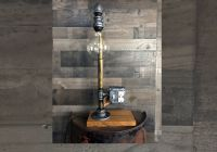 Tesla and Edison Awesome Edison Lamp Industrial Lamp Steampunk Distressed Steel