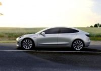 Tesla and Elon Musk New the New $35k Tesla Model 3 Finally Makes Electric Cars Cool