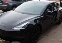 Tesla and Spacex Unique Blacked Out Tesla Model 3