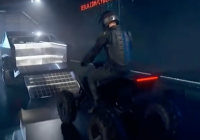 Tesla atv Fresh Tesla Cyberquad Specs Seats and Release Date for Surprise