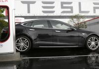 Tesla Back to the Future Awesome California Police Department Tests Tesla Patrol Car