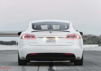 Tesla Back to the Future New A Closer Look at the 2017 Tesla Model S P100d S Ludicrous