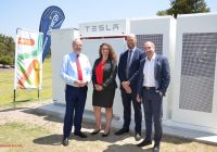 Tesla Battery Bank Best Of the Western Australian Government Bought A Tesla Battery for