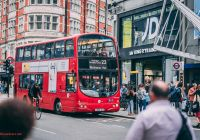 Tesla Bus Unique Electric Cars In Crowded Cities Will Be A Disaster without