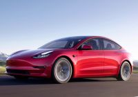 Tesla Car Model 3 Best Of Tesla Officially Launches Model 3 2021 Refresh with More