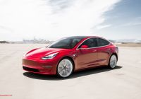 Tesla Car Model 3 Inspirational Tesla Model 3 Specs Prices and Full Details On the All