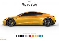 Tesla Configurator Lovely Supercars Gallery Midnight Blue Tesla Roadster 2020