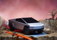 Tesla Cybertruck Speed Inspirational Hot Wheels Announces A Remote Controlled Tesla Cybertruck