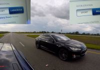 Tesla Dog Mode New Tesla Model X P90d is More Powerful Than the Model S P90d