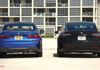 Tesla Double Cabin Beautiful Bmw 3 Series Vs Tesla Model 3 Parison It S A Magic Number